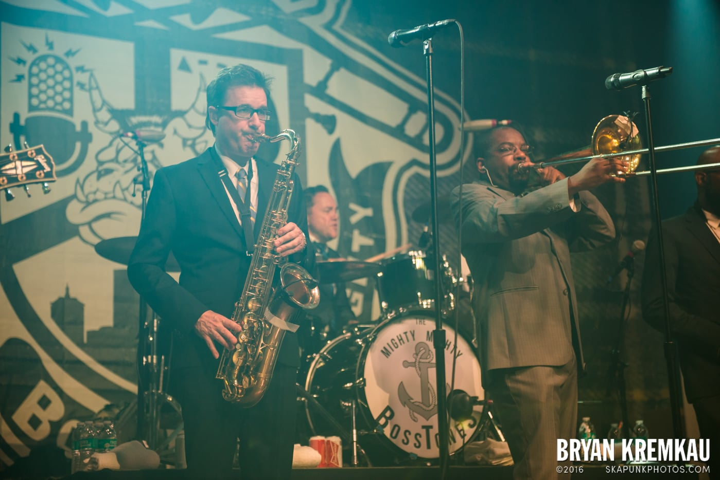 Mighty Mighty Bosstones @ Webster Hall, NYC - 7.15.15 (51)