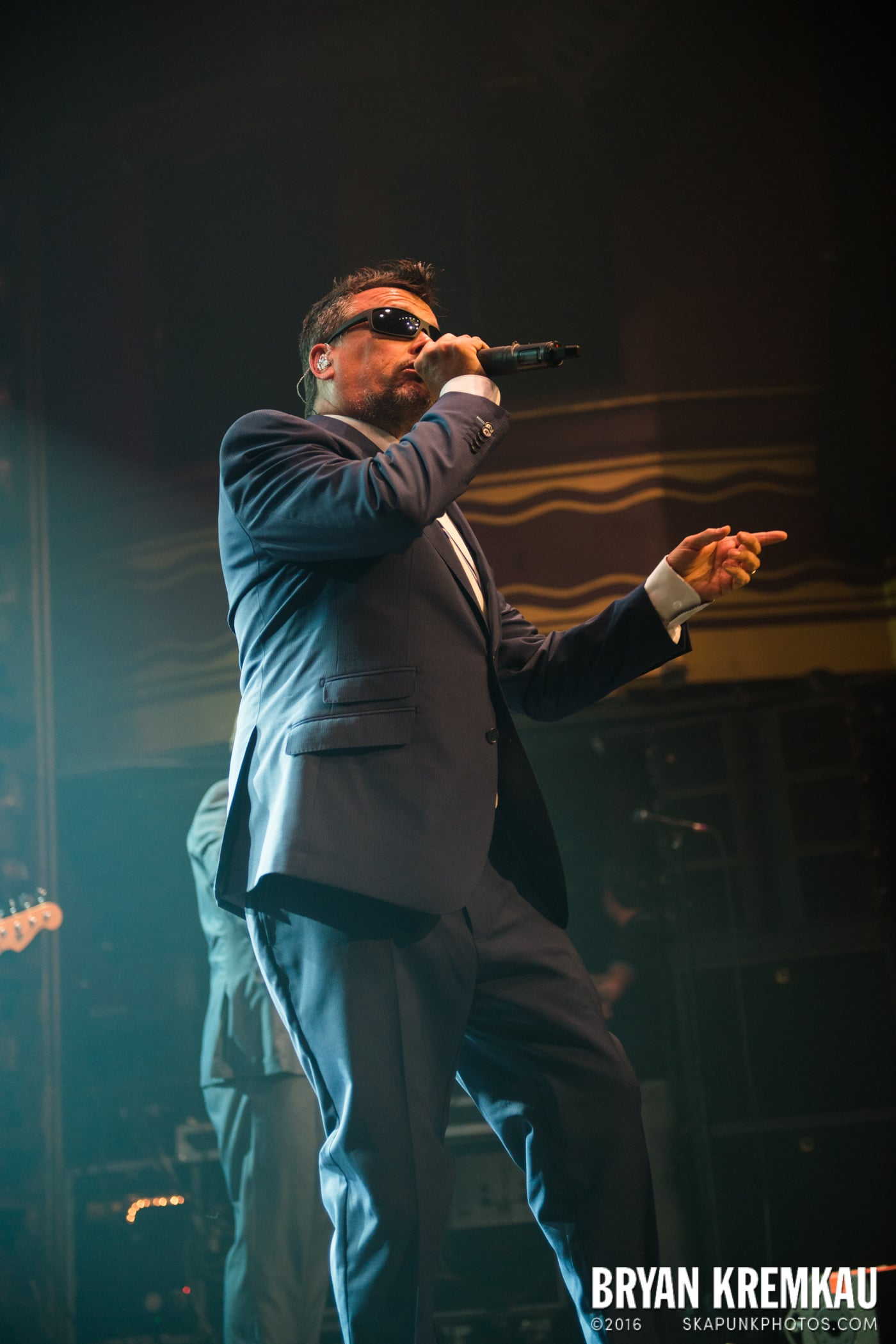 Mighty Mighty Bosstones @ Webster Hall, NYC - 7.15.15 (50)