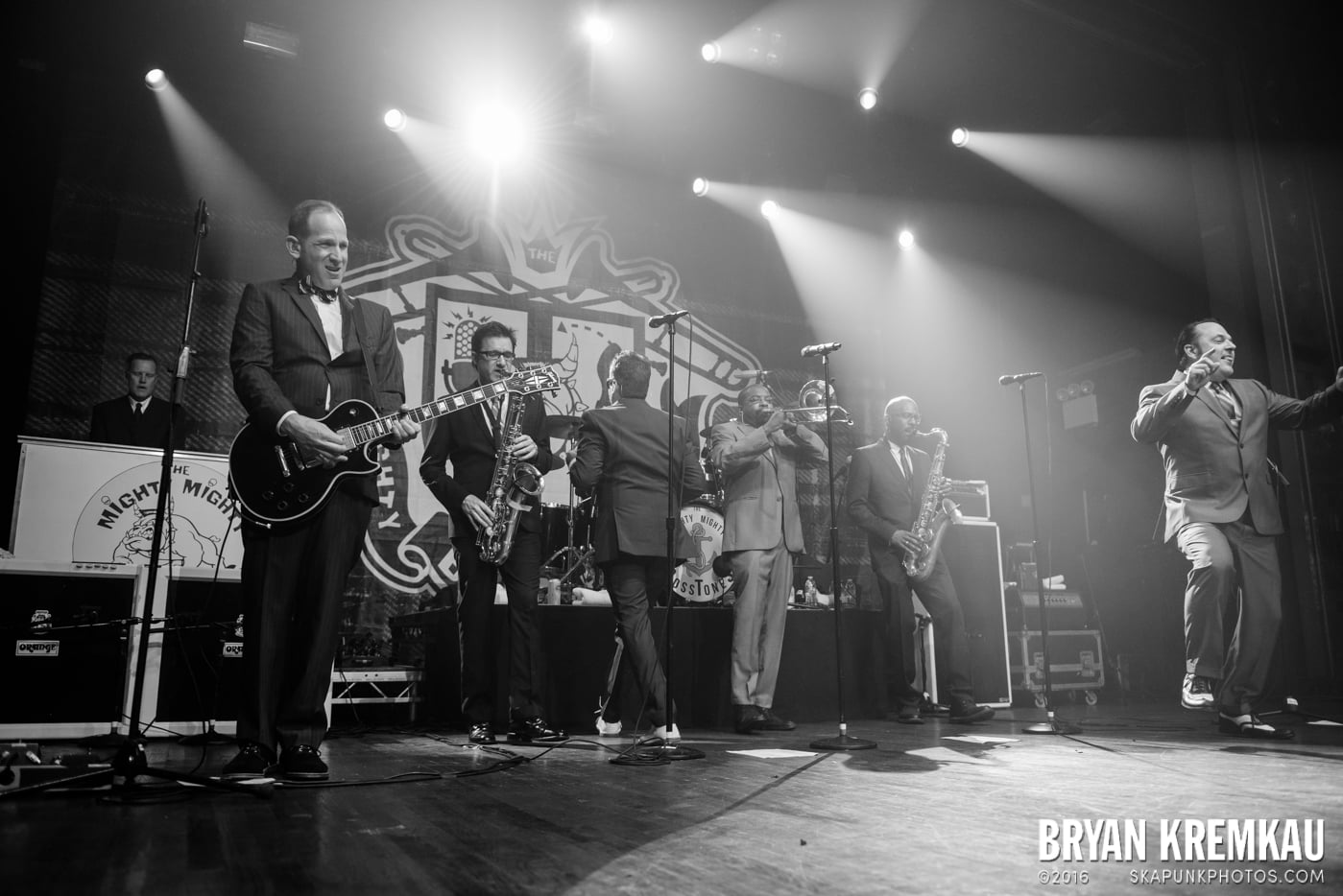 Mighty Mighty Bosstones @ Webster Hall, NYC - 7.15.15 (48)