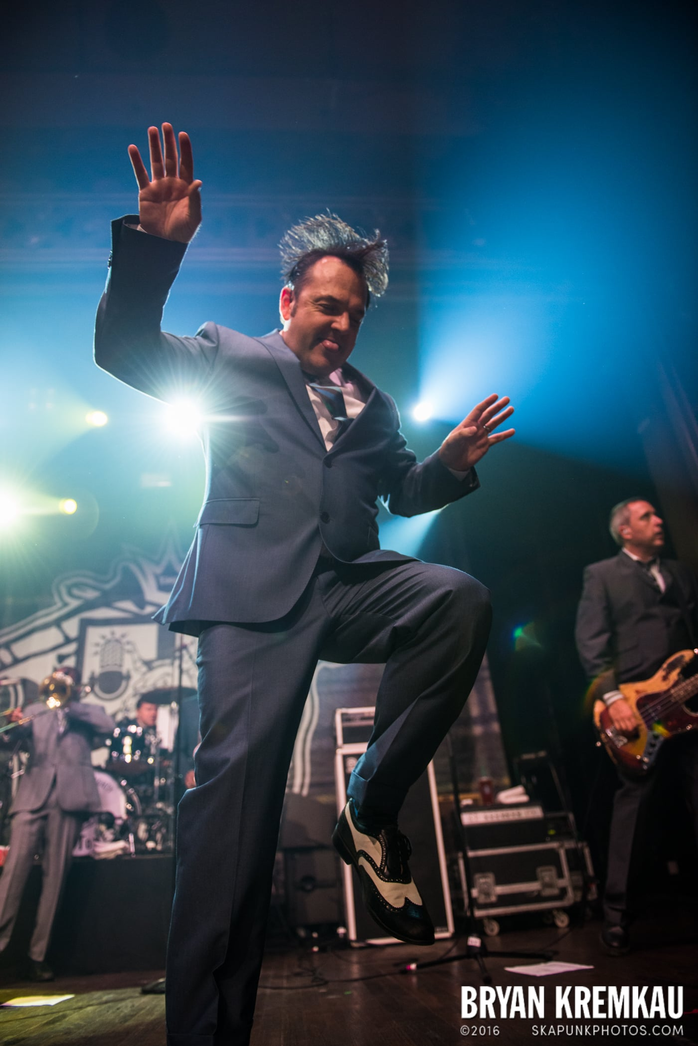 Mighty Mighty Bosstones @ Webster Hall, NYC - 7.15.15 (46)