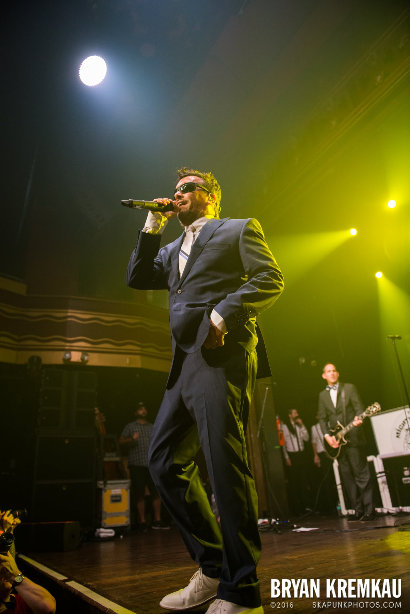 Mighty Mighty Bosstones @ Webster Hall, NYC - 7.15.15 (44)