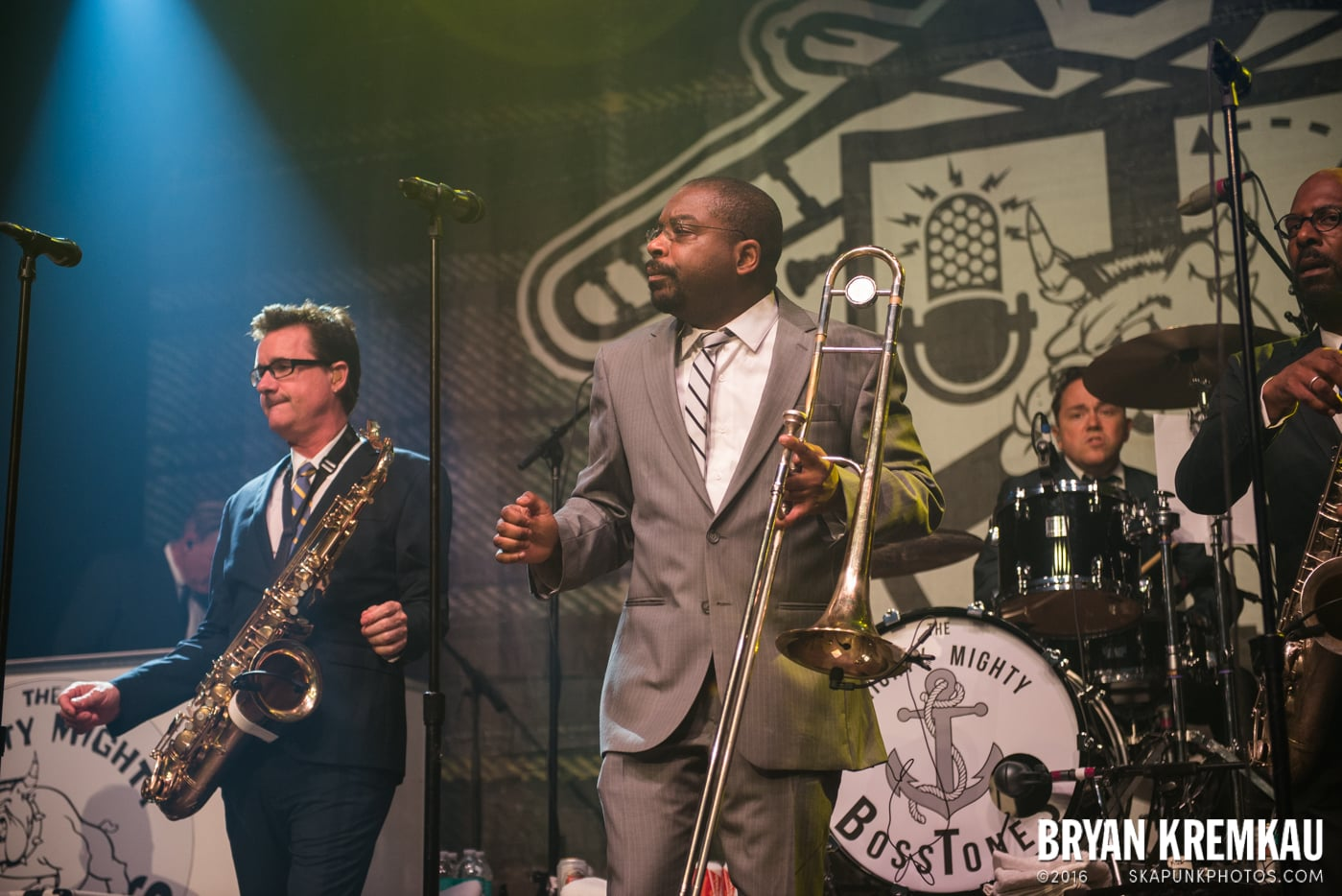 Mighty Mighty Bosstones @ Webster Hall, NYC - 7.15.15 (43)
