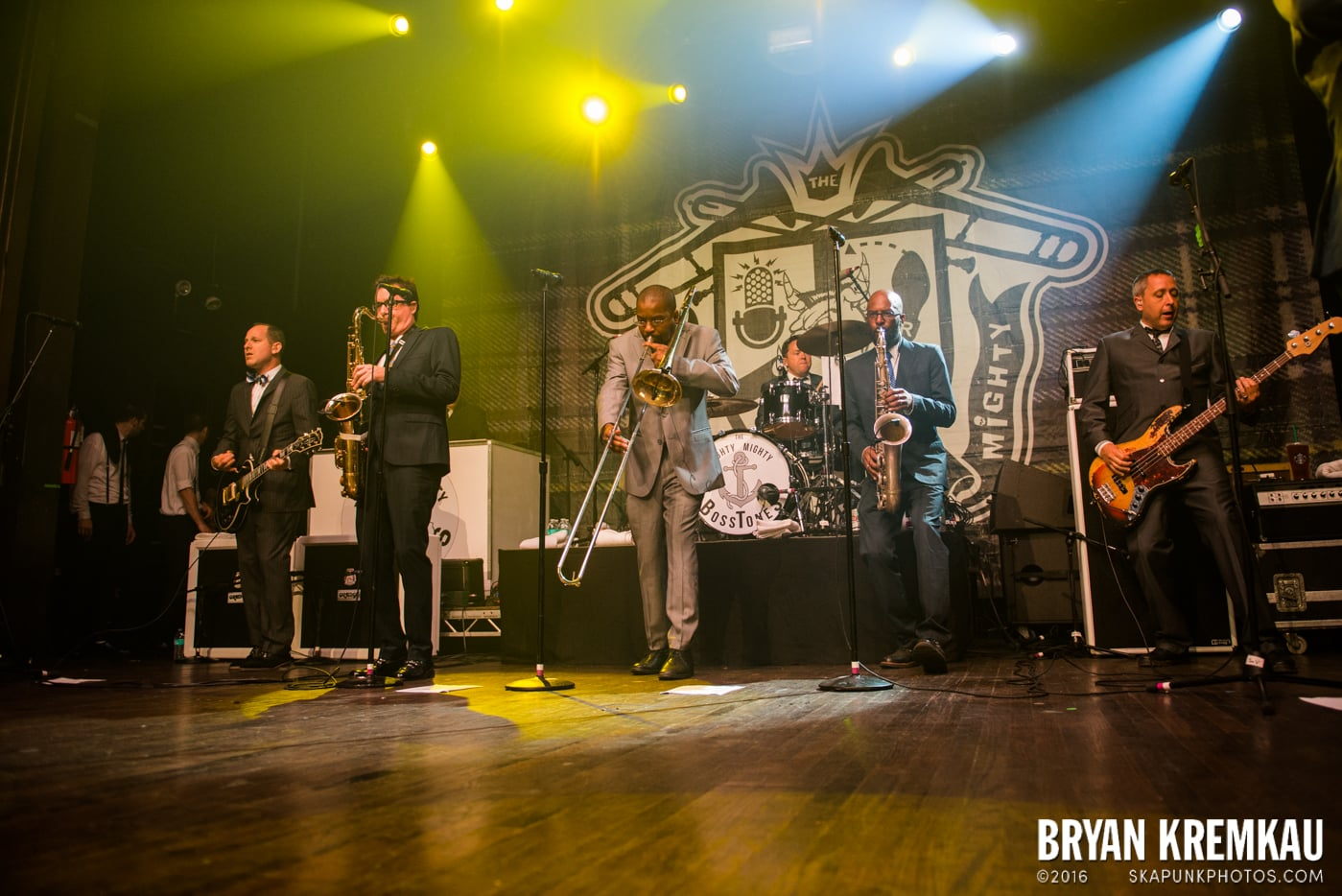 Mighty Mighty Bosstones @ Webster Hall, NYC - 7.15.15 (41)