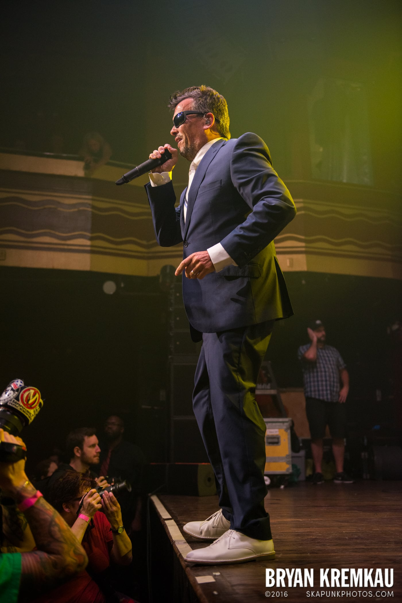 Mighty Mighty Bosstones @ Webster Hall, NYC - 7.15.15 (36)