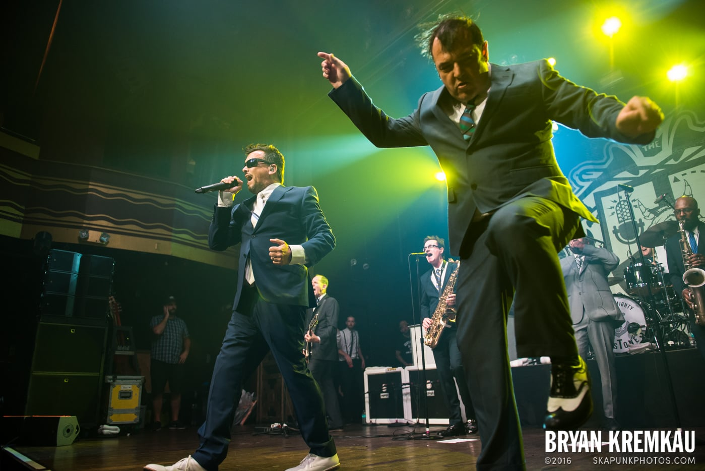 Mighty Mighty Bosstones @ Webster Hall, NYC - 7.15.15 (33)