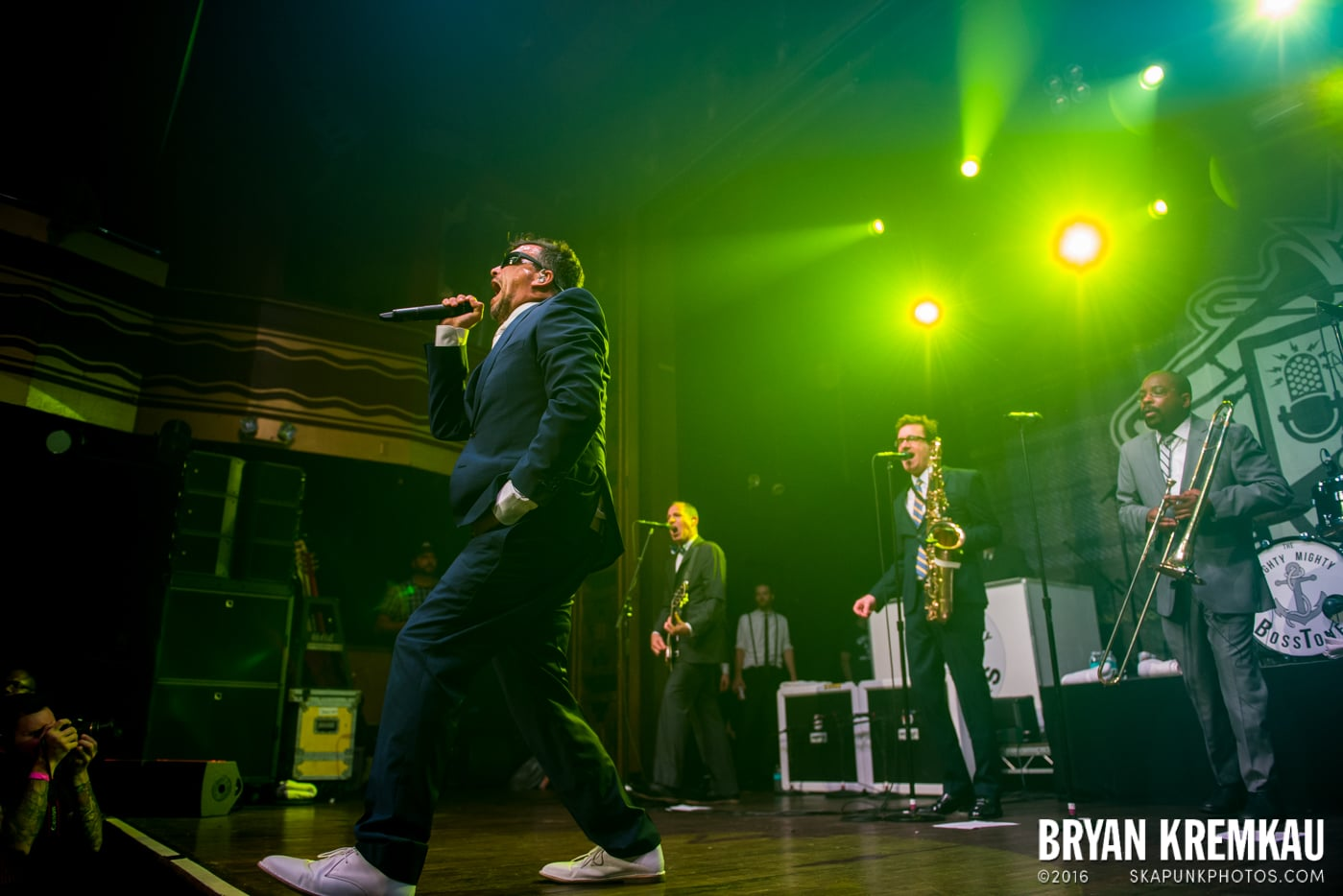 Mighty Mighty Bosstones @ Webster Hall, NYC - 7.15.15 (31)