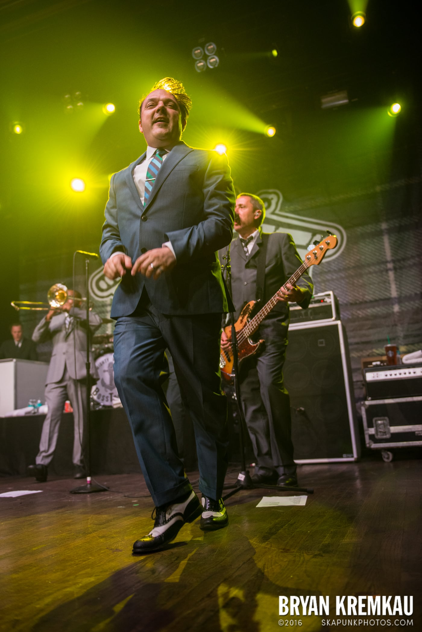 Mighty Mighty Bosstones @ Webster Hall, NYC - 7.15.15 (25)