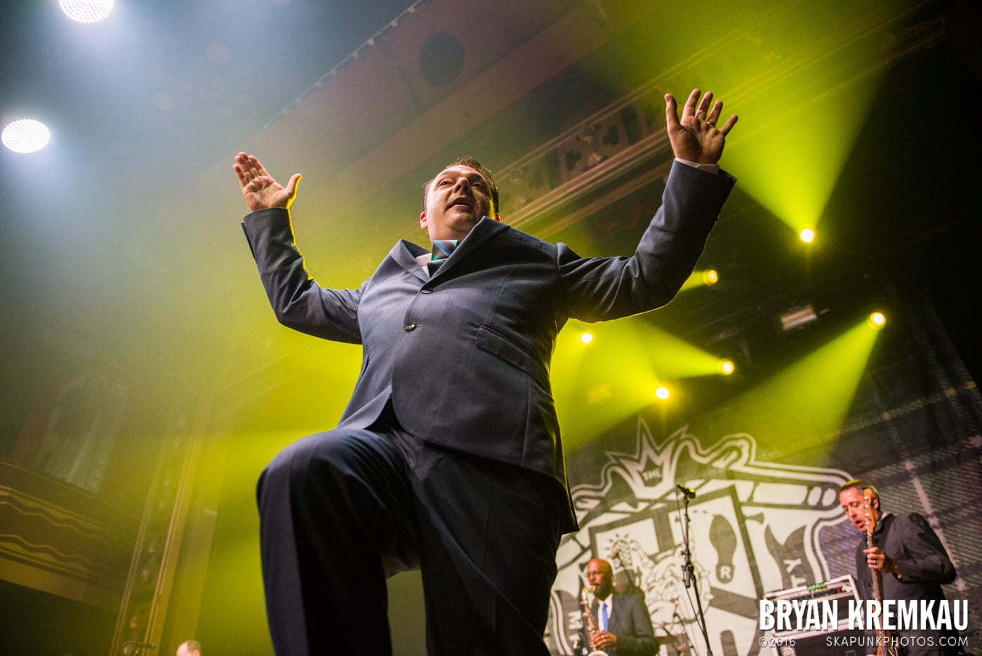 Mighty Mighty Bosstones @ Webster Hall, NYC - 7.15.15 (24)