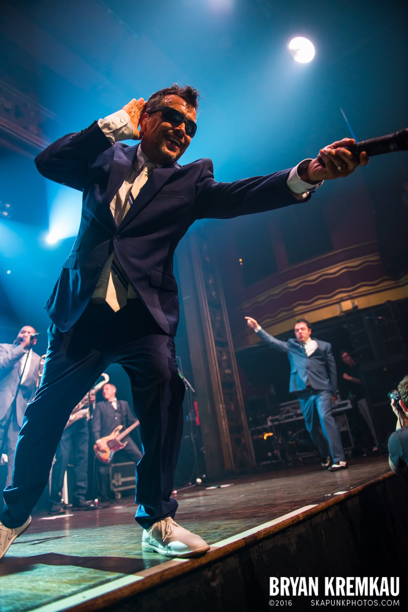 Mighty Mighty Bosstones @ Webster Hall, NYC - 7.15.15 (19)