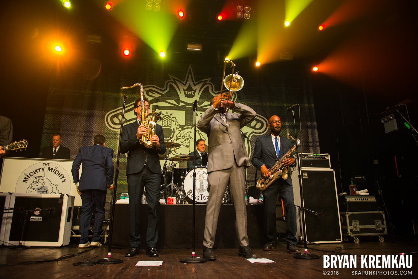 Mighty Mighty Bosstones @ Webster Hall, NYC - 7.15.15 (18)