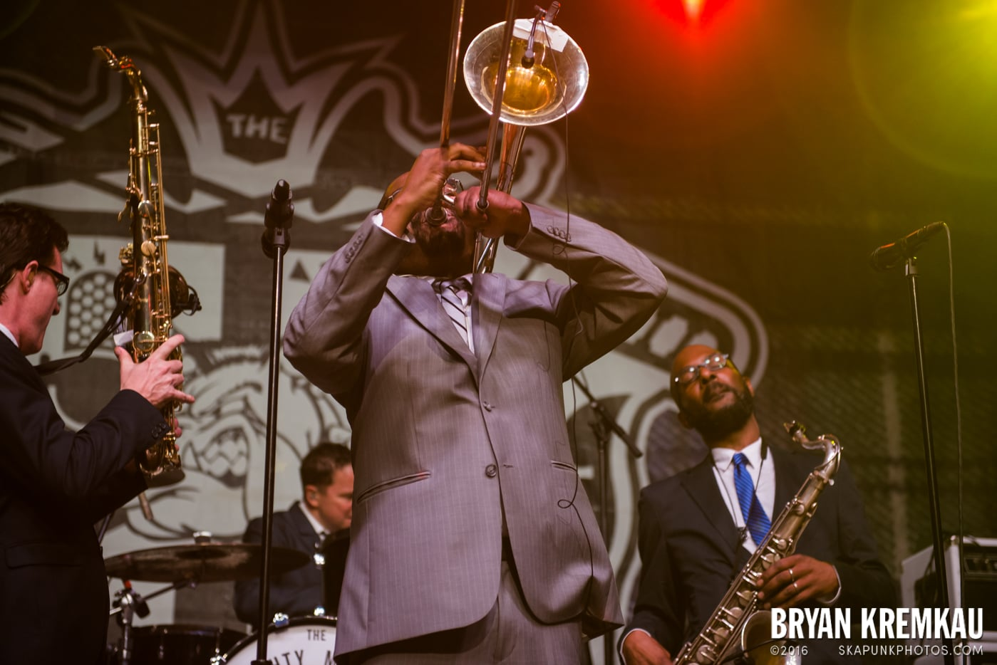 Mighty Mighty Bosstones @ Webster Hall, NYC - 7.15.15 (17)