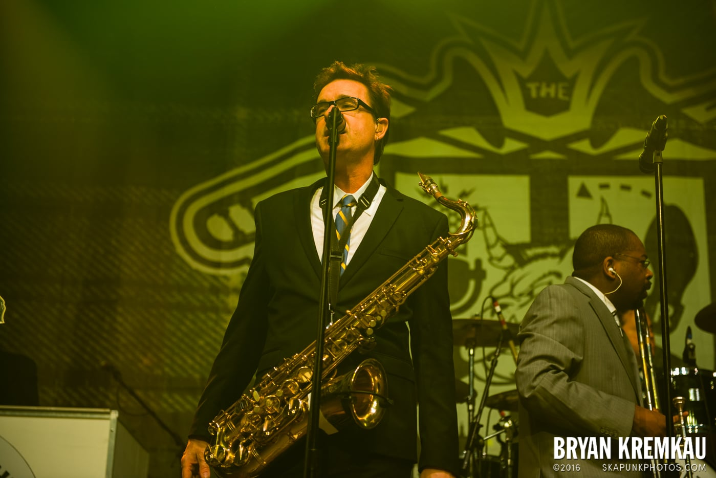 Mighty Mighty Bosstones @ Webster Hall, NYC - 7.15.15 (16)