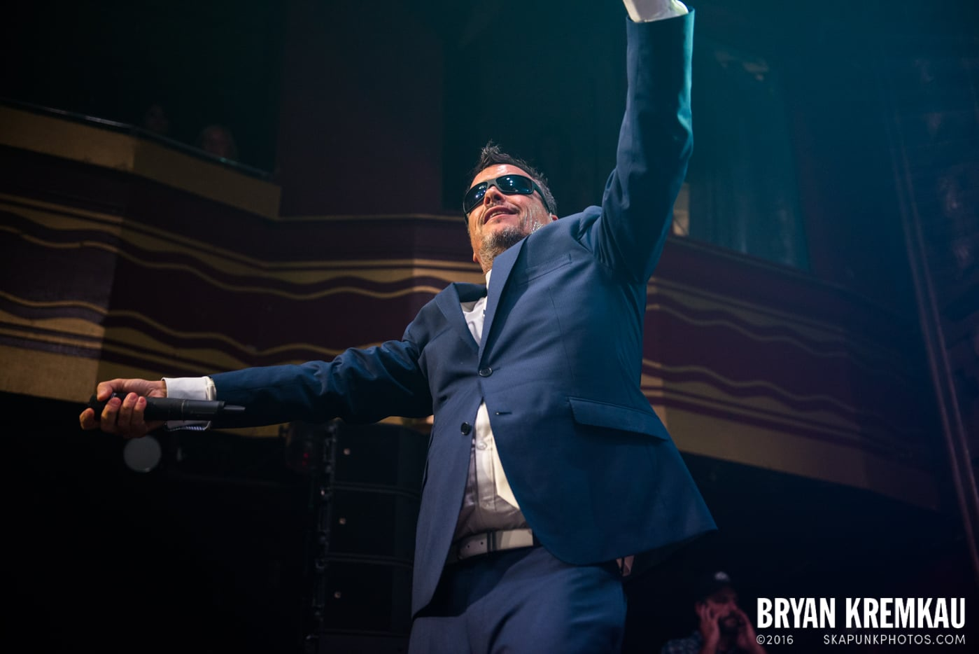 Mighty Mighty Bosstones @ Webster Hall, NYC - 7.15.15 (13)