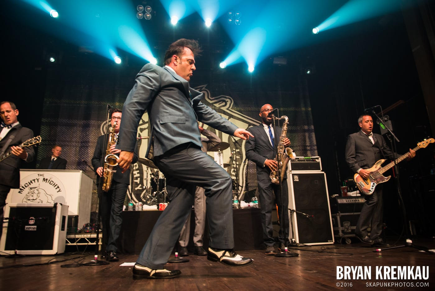 Mighty Mighty Bosstones @ Webster Hall, NYC - 7.15.15 (12)