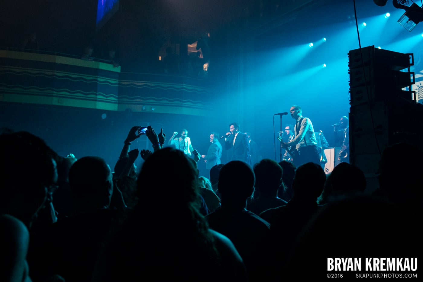 Mighty Mighty Bosstones @ Webster Hall, NYC - 7.15.15 (3)