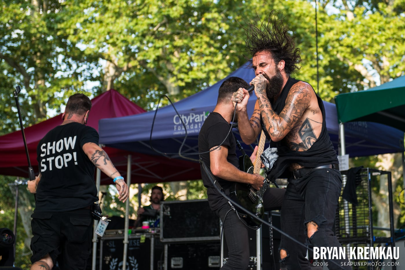 Letlive @ Central Park SummerStage, NYC - 7.28.15 (19)