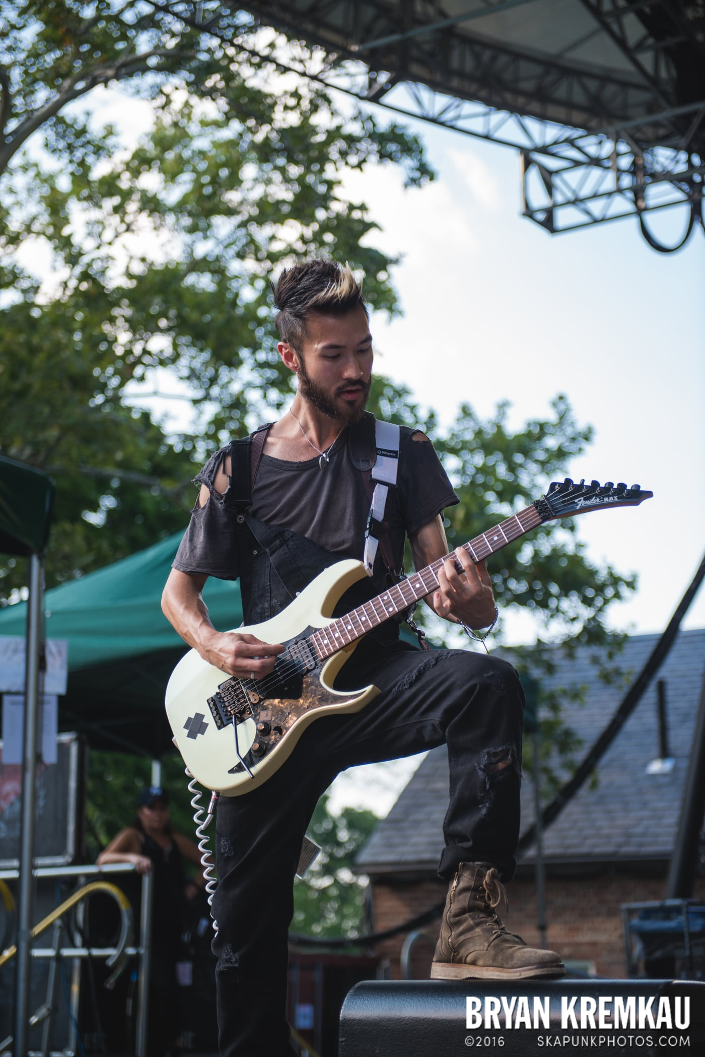 Letlive @ Central Park SummerStage, NYC - 7.28.15 (16)