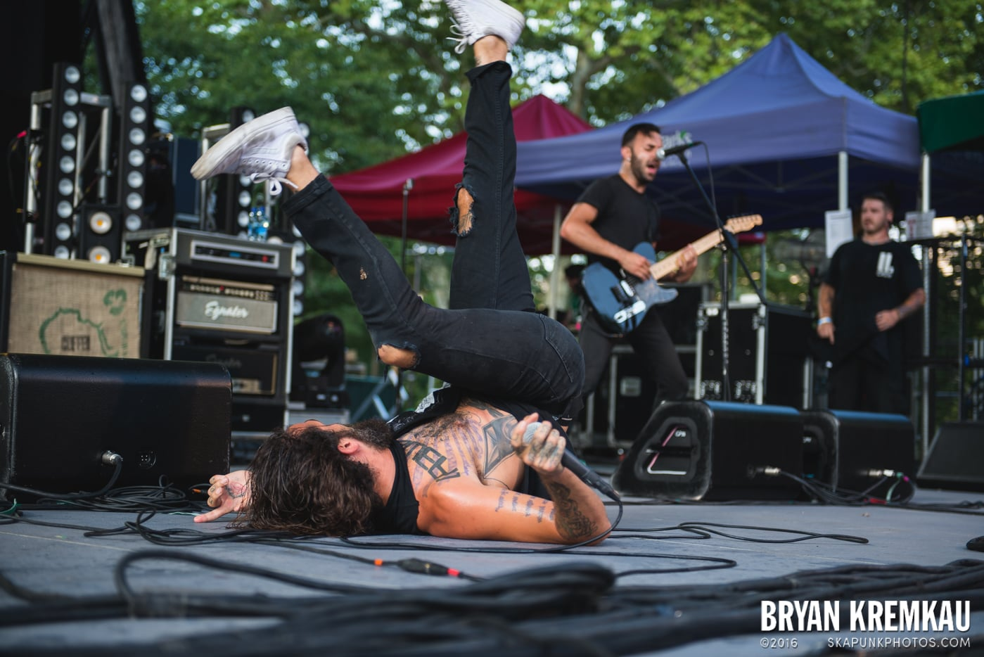 Letlive @ Central Park SummerStage, NYC - 7.28.15 (12)