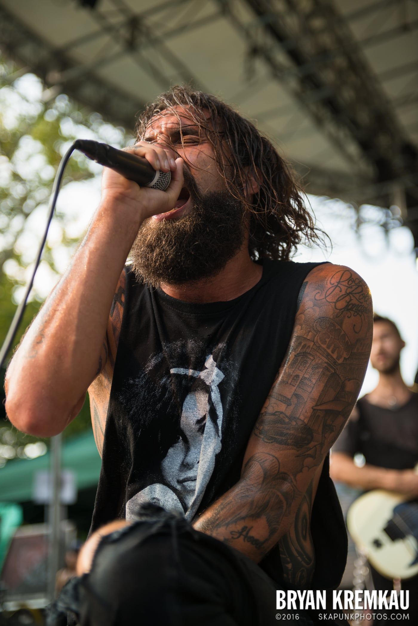 Letlive @ Central Park SummerStage, NYC - 7.28.15 (3)