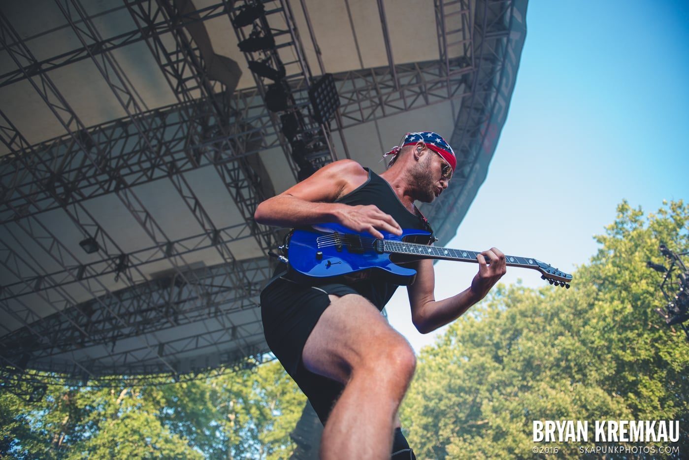 Killswitch Engage @ Central Park SummerStage, NYC - 7.28.15 (16)