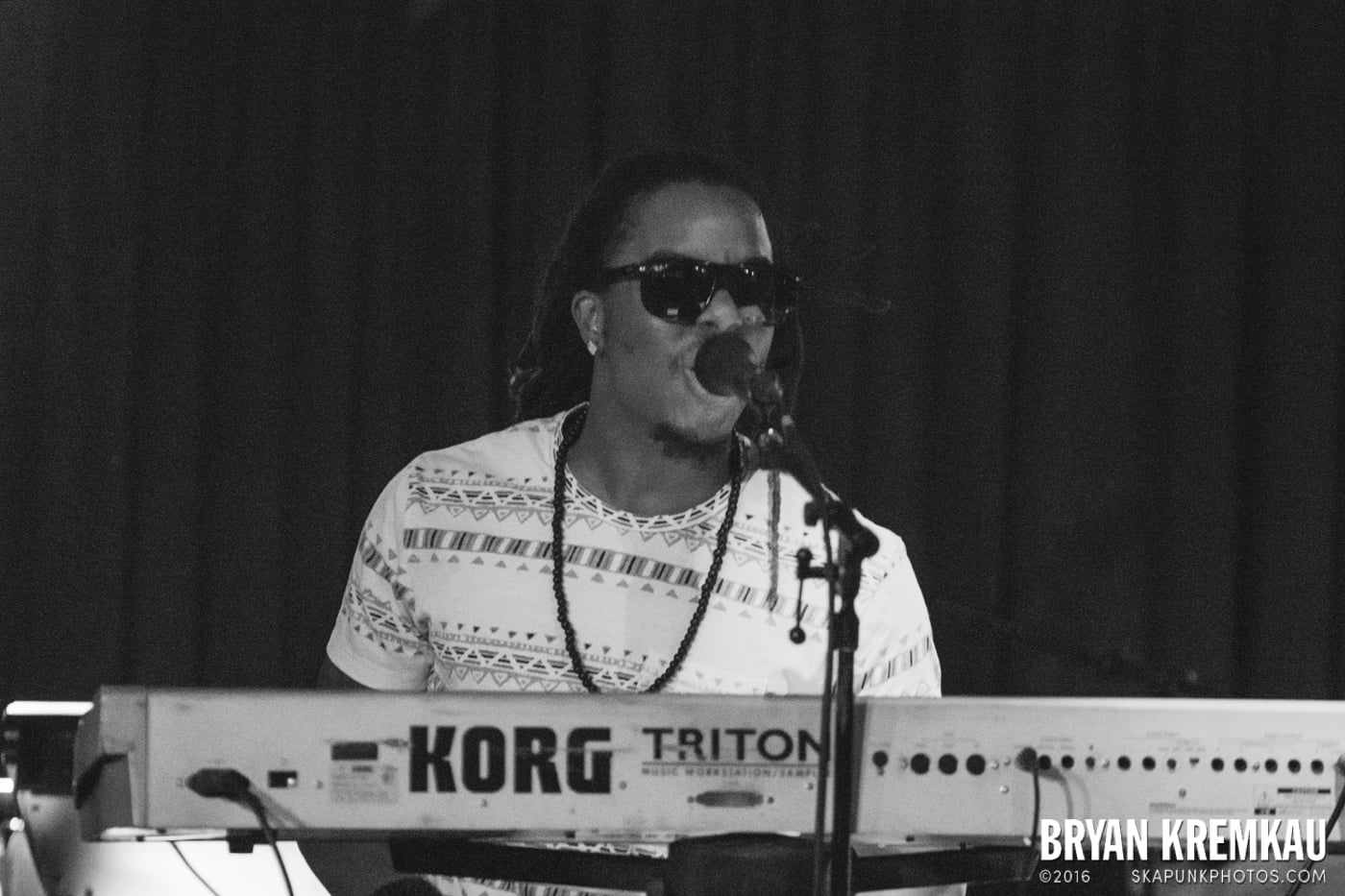 New Kingston @ B.B. King Blues Club, NYC (41)