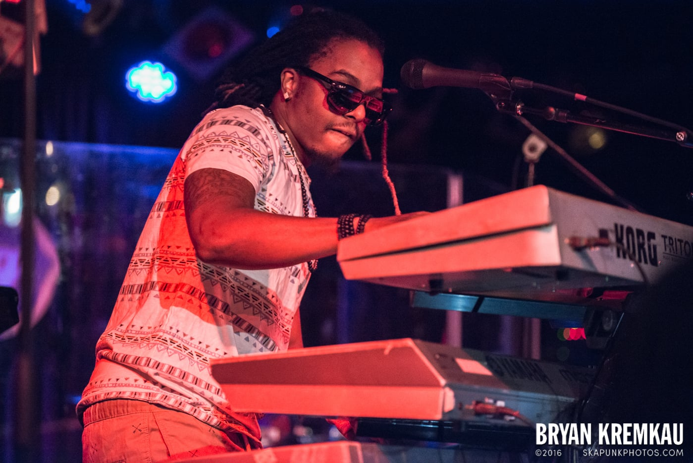 New Kingston @ B.B. King Blues Club, NYC (39)