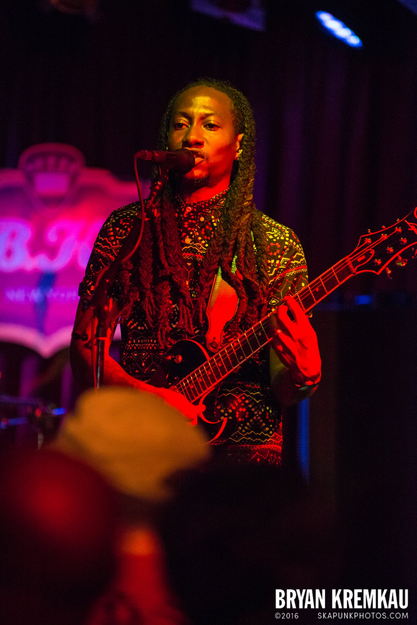 New Kingston @ B.B. King Blues Club, NYC (38)