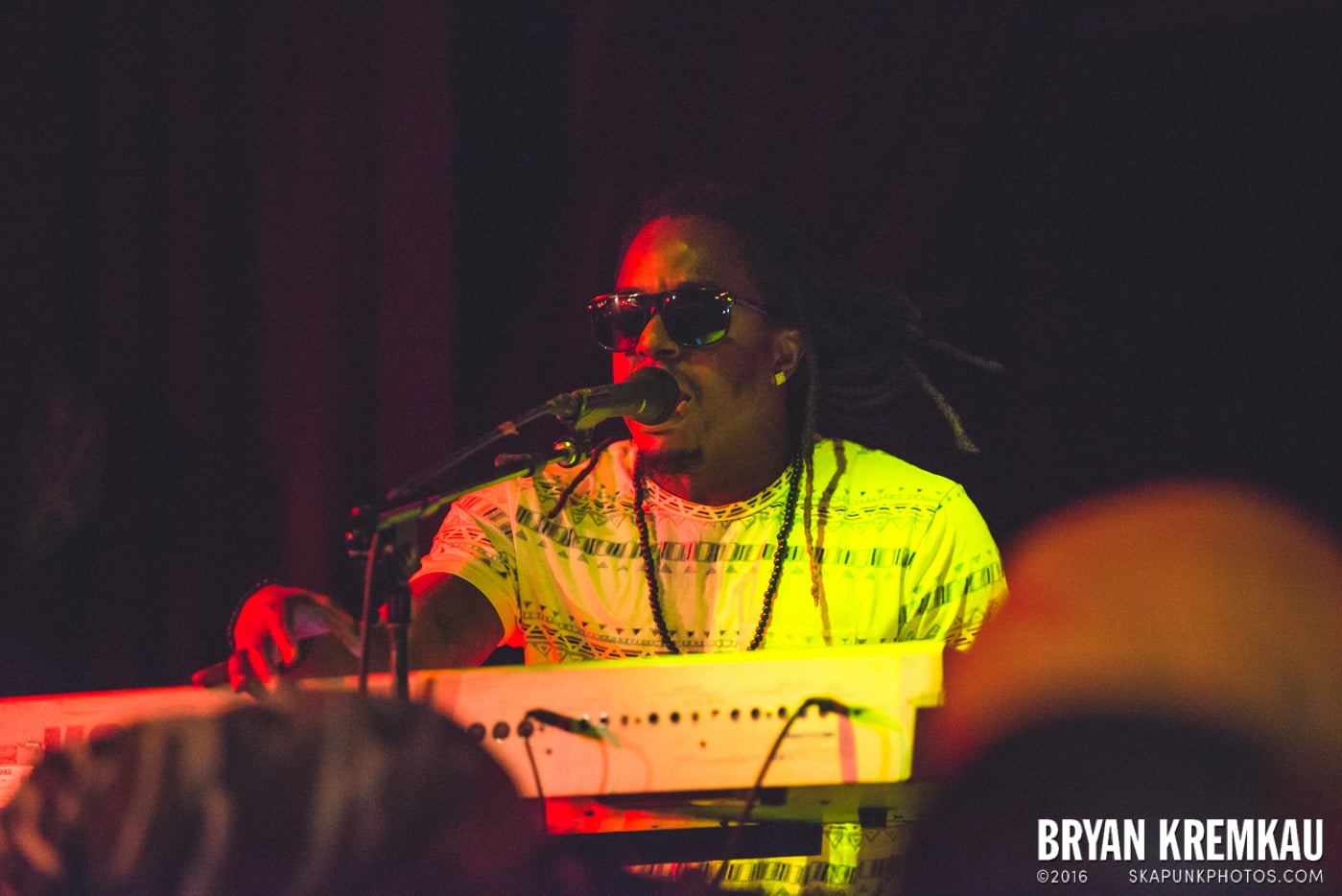 New Kingston @ B.B. King Blues Club, NYC (37)
