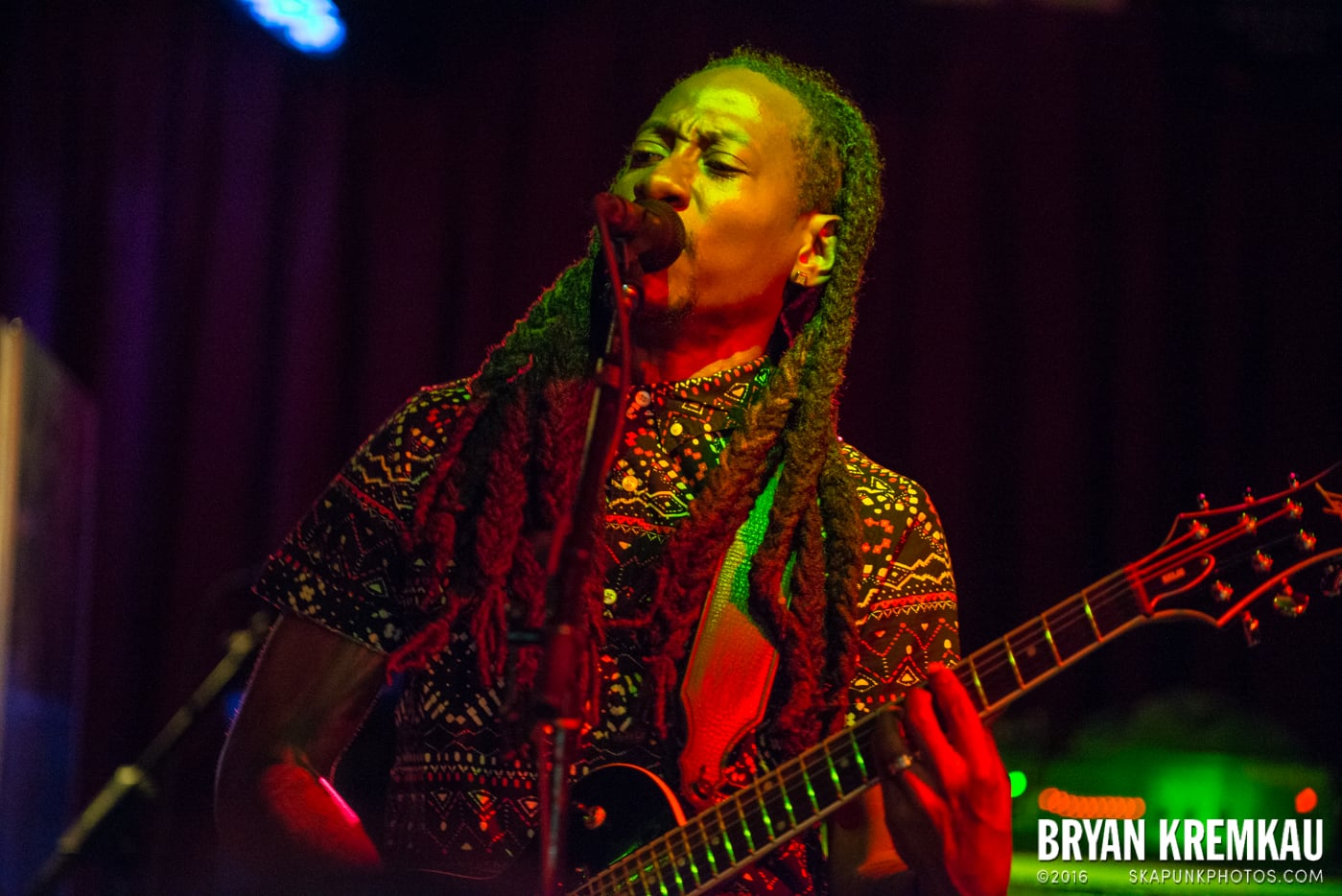 New Kingston @ B.B. King Blues Club, NYC (36)