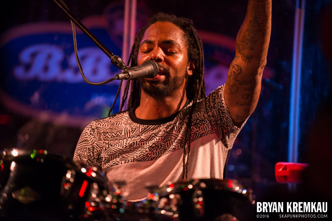 New Kingston @ B.B. King Blues Club, NYC (33)