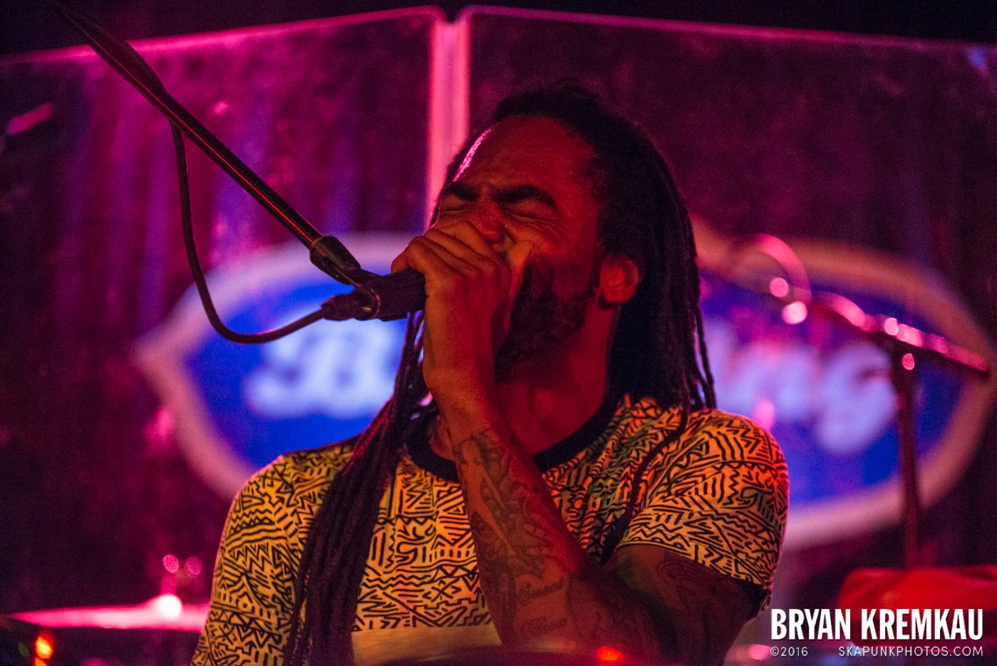 New Kingston @ B.B. King Blues Club, NYC (30)