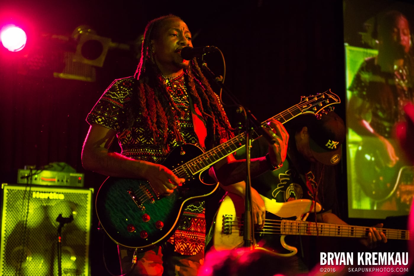 New Kingston @ B.B. King Blues Club, NYC (29)