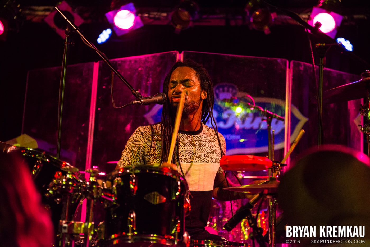 New Kingston @ B.B. King Blues Club, NYC (28)