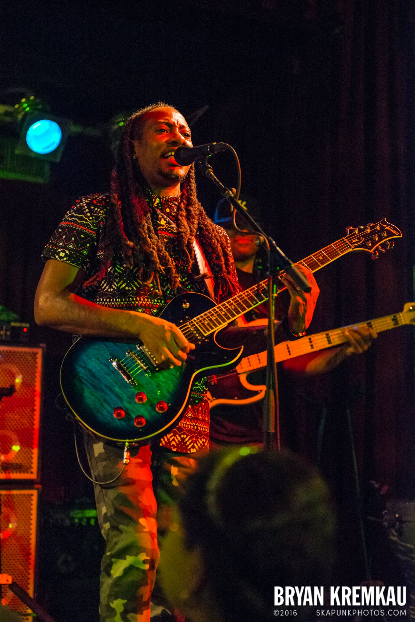 New Kingston @ B.B. King Blues Club, NYC (27)