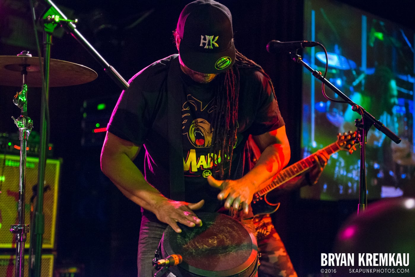 New Kingston @ B.B. King Blues Club, NYC (25)