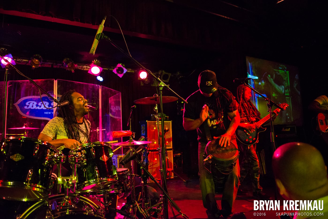 New Kingston @ B.B. King Blues Club, NYC (24)
