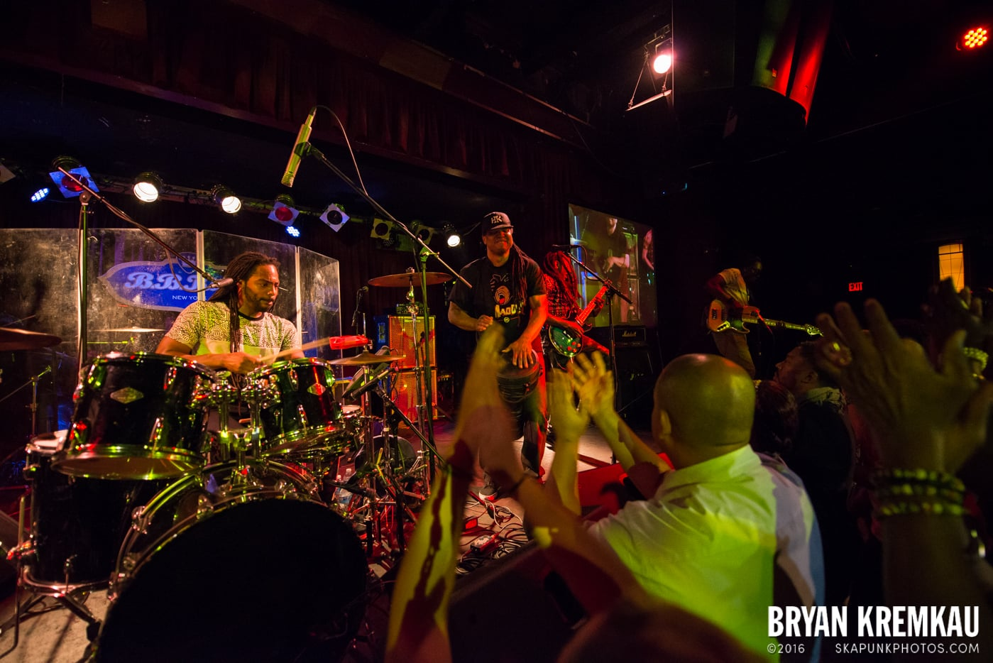 New Kingston @ B.B. King Blues Club, NYC (23)