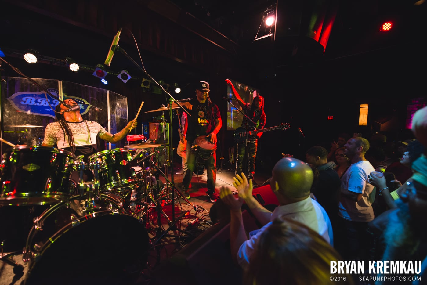 New Kingston @ B.B. King Blues Club, NYC (22)