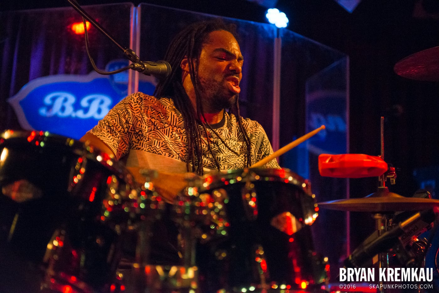 New Kingston @ B.B. King Blues Club, NYC (21)