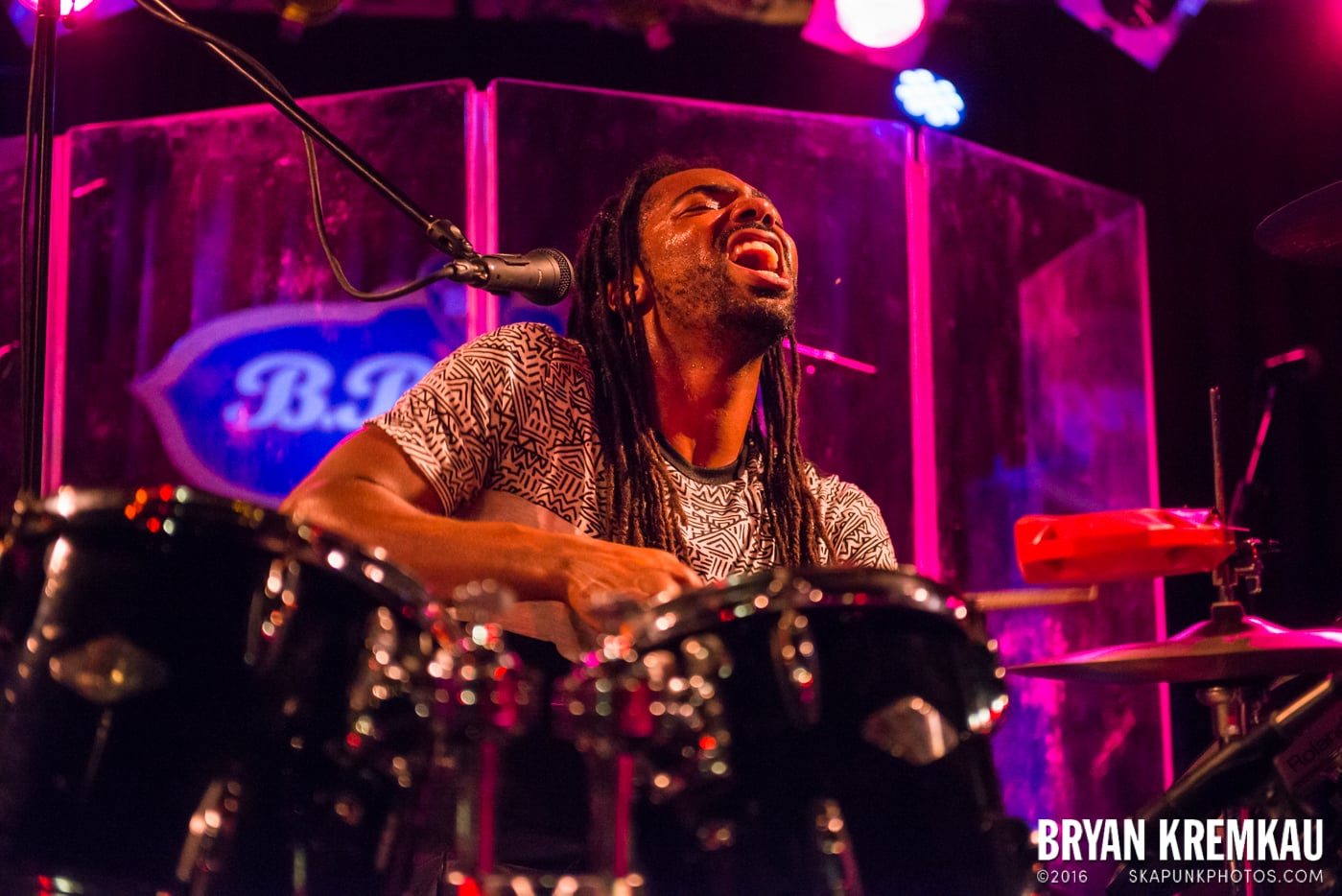 New Kingston @ B.B. King Blues Club, NYC (19)
