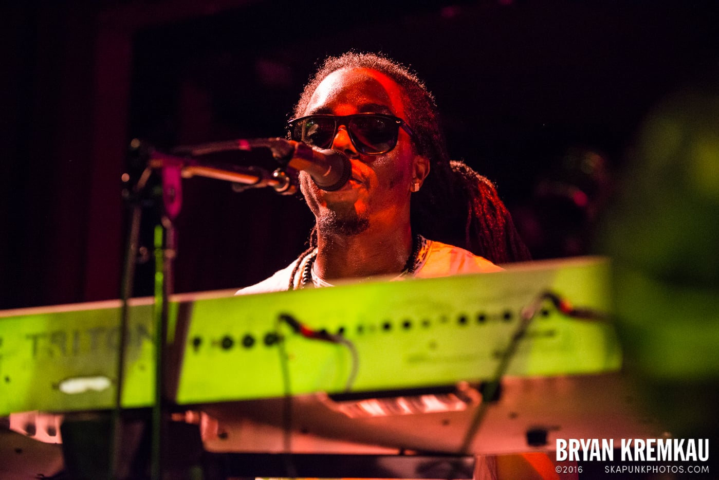 New Kingston @ B.B. King Blues Club, NYC (17)