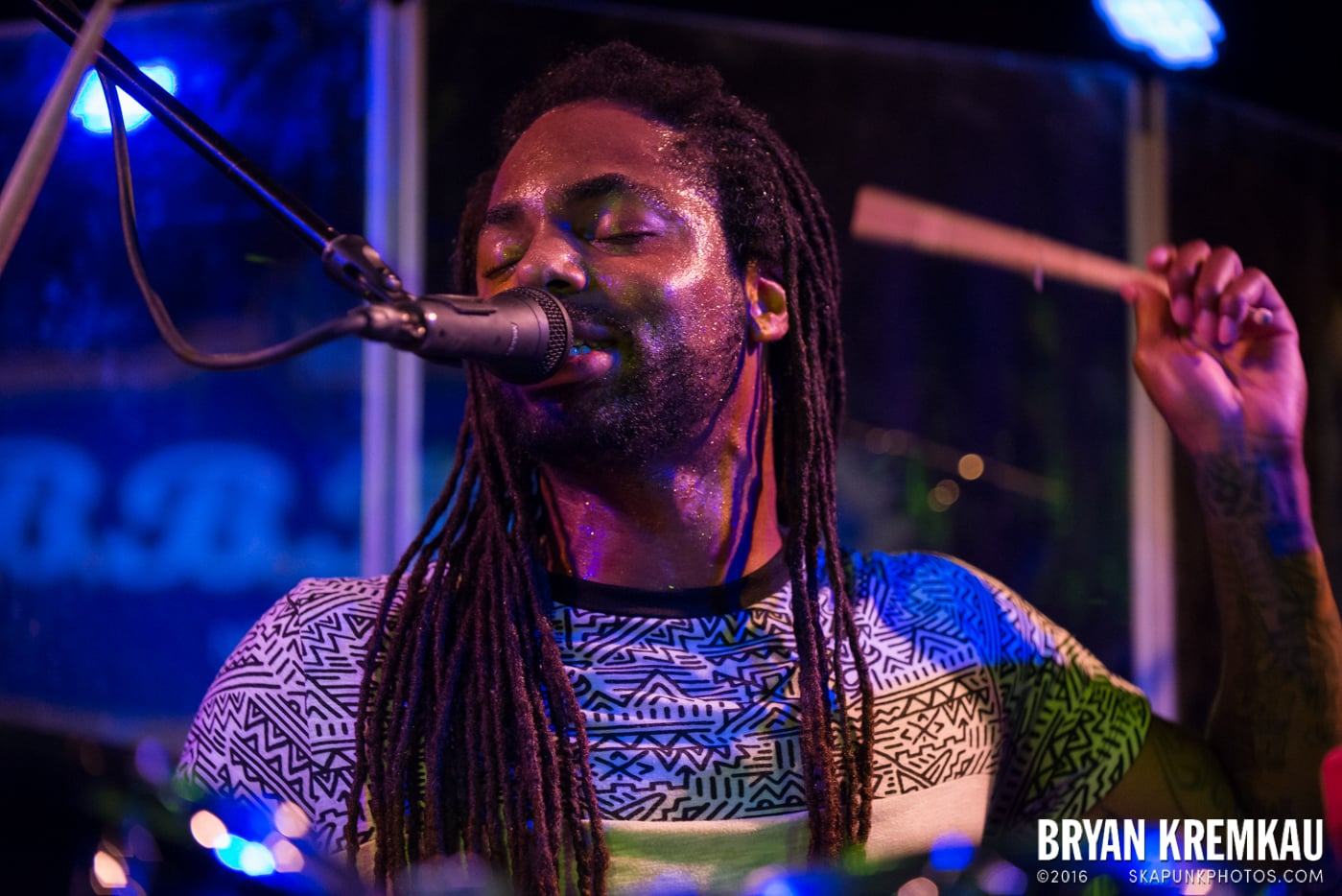 New Kingston @ B.B. King Blues Club, NYC (15)