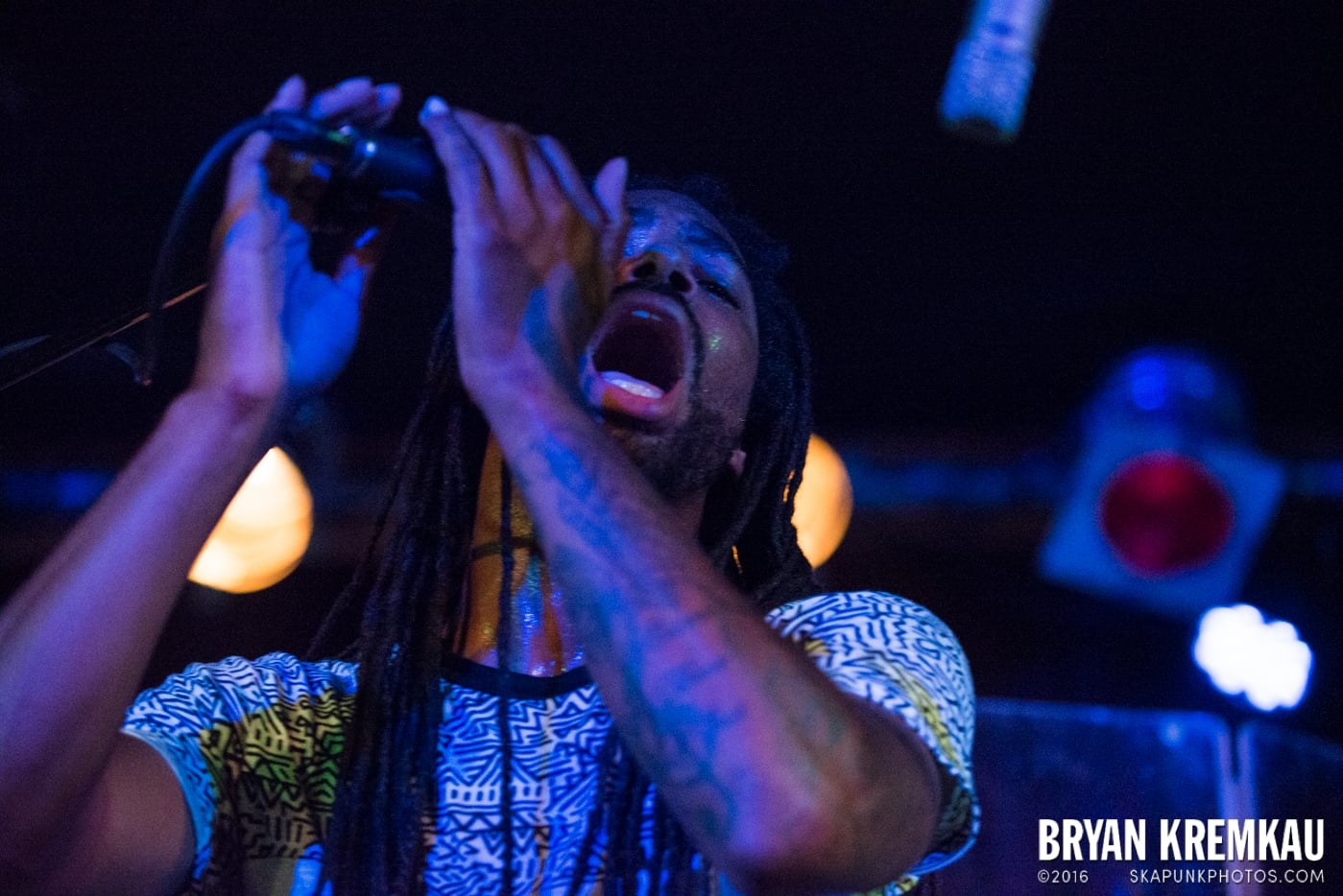 New Kingston @ B.B. King Blues Club, NYC (10)