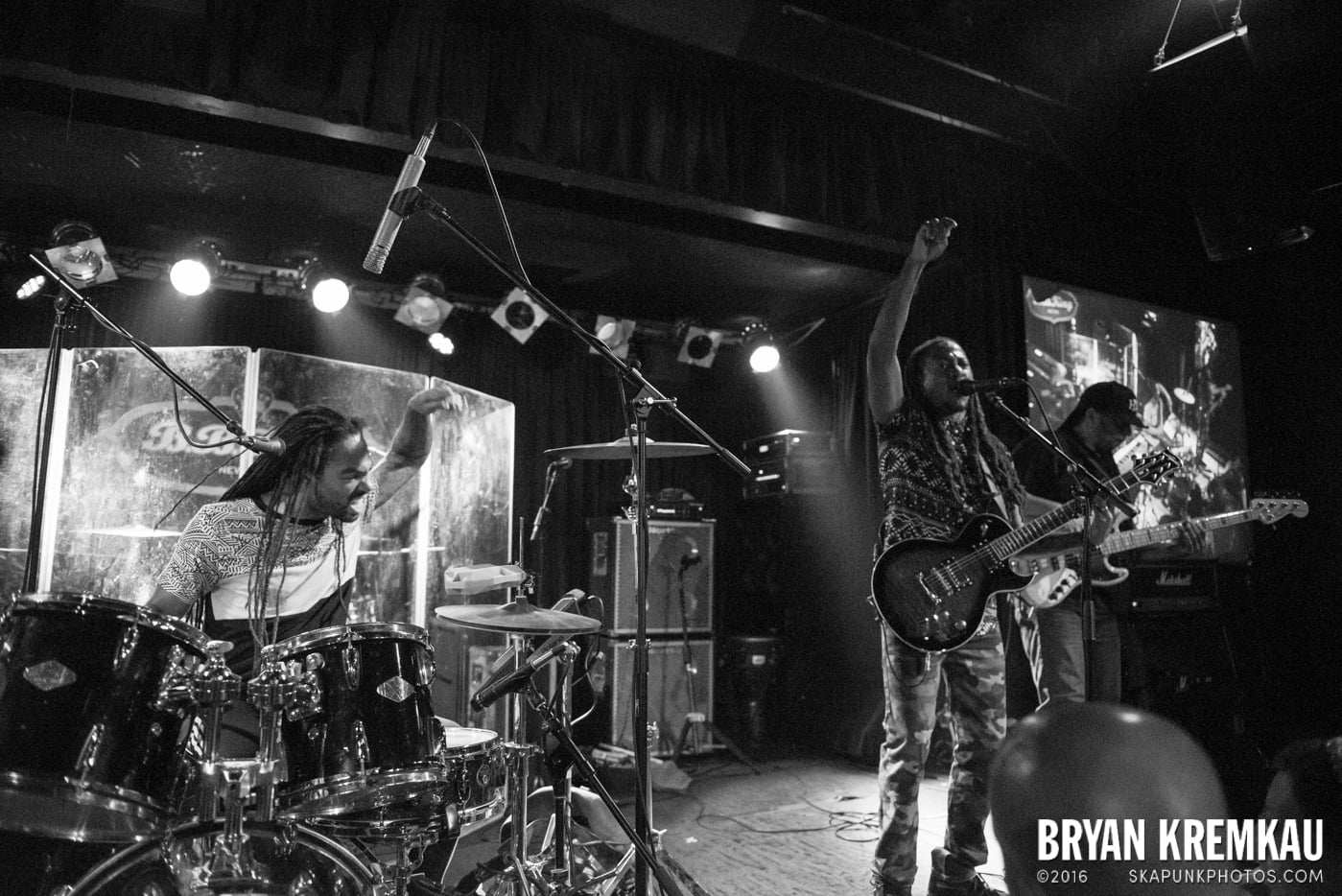 New Kingston @ B.B. King Blues Club, NYC (7)
