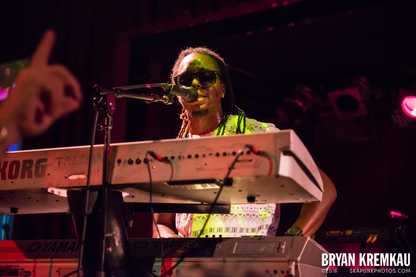 New Kingston @ B.B. King Blues Club, NYC (6)