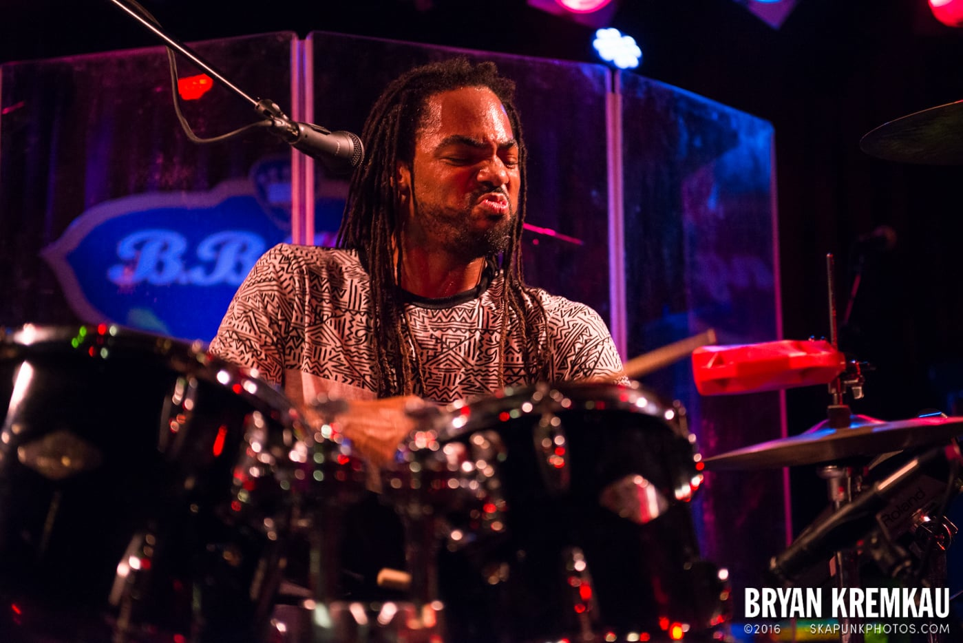 New Kingston @ B.B. King Blues Club, NYC (5)