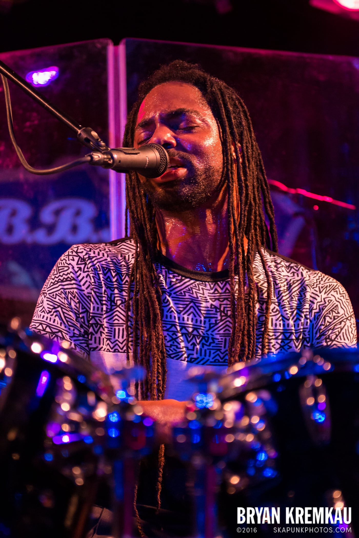 New Kingston @ B.B. King Blues Club, NYC (4)