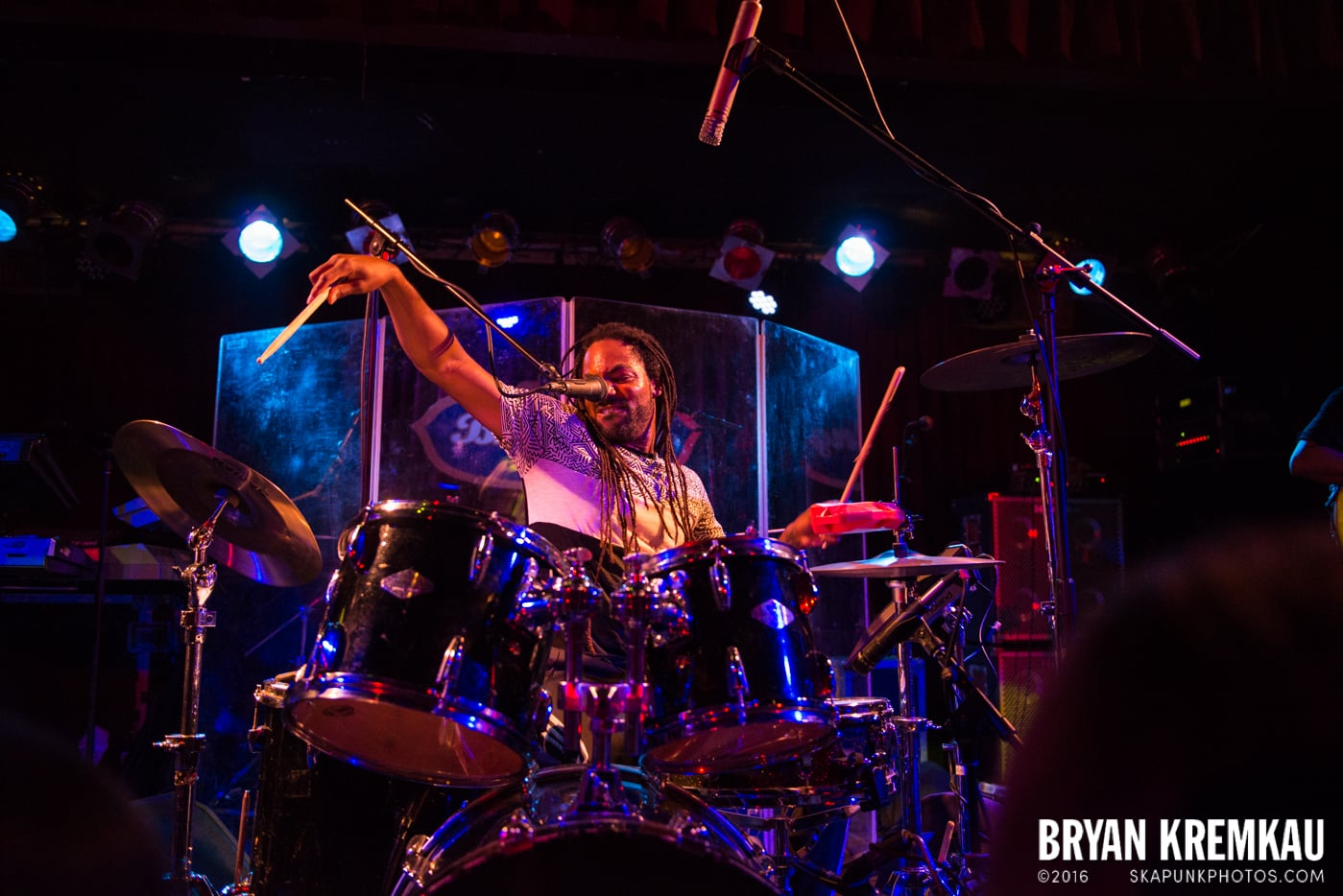 New Kingston @ B.B. King Blues Club, NYC (2)