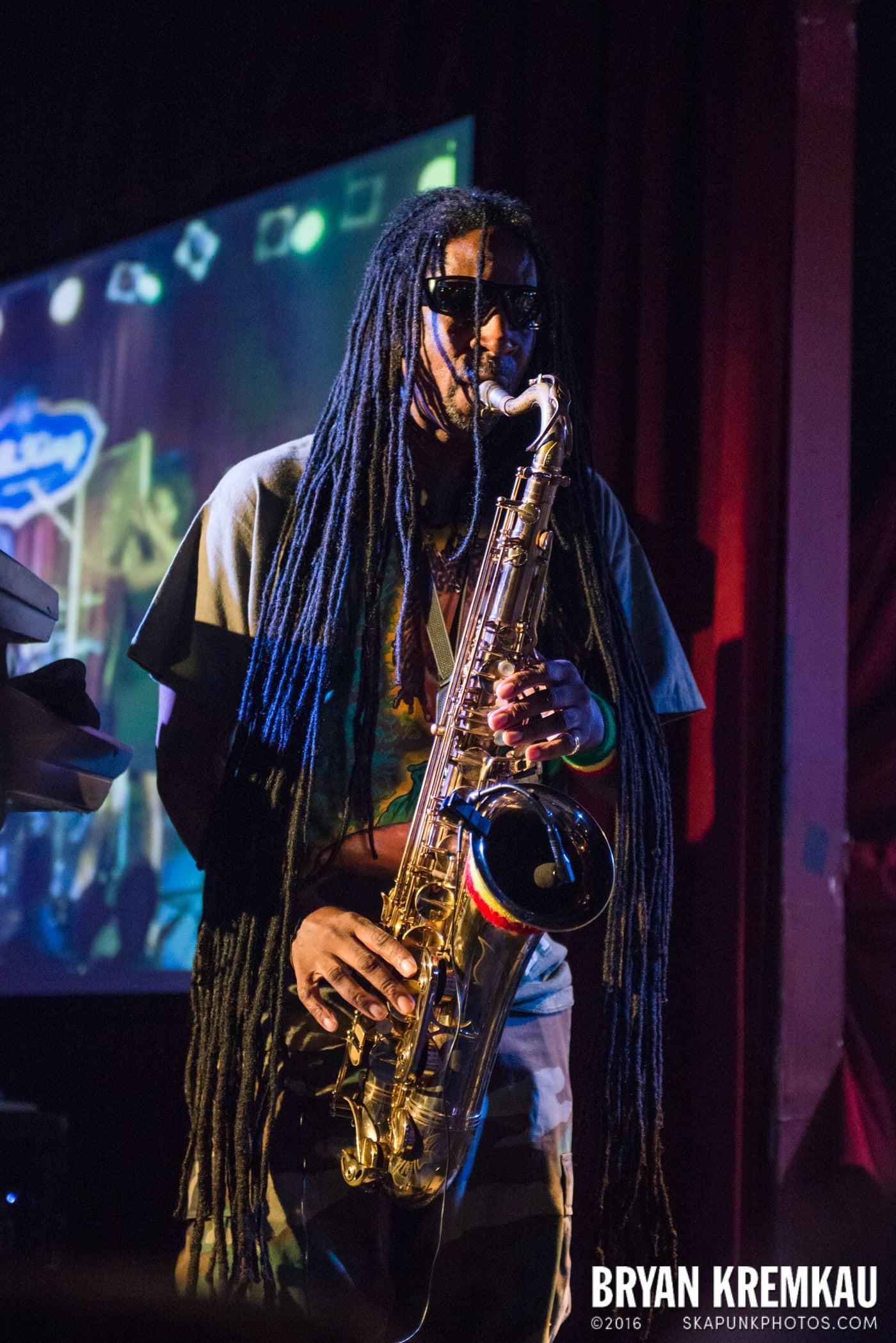 Steel Pulse @ B.B King Blues Club, NYC (52)