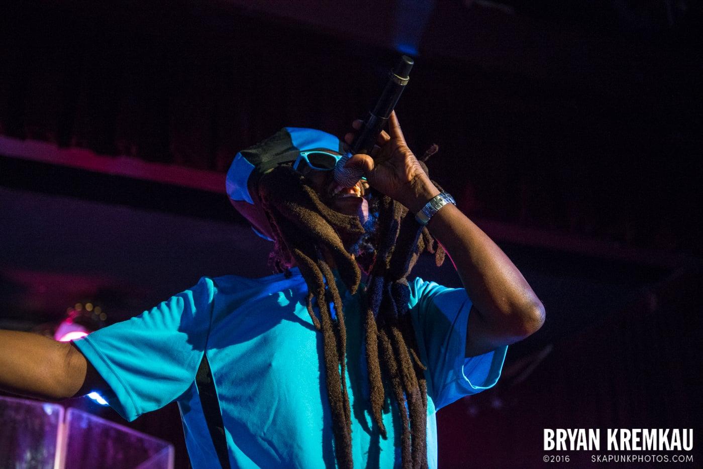 Steel Pulse @ B.B King Blues Club, NYC (51)